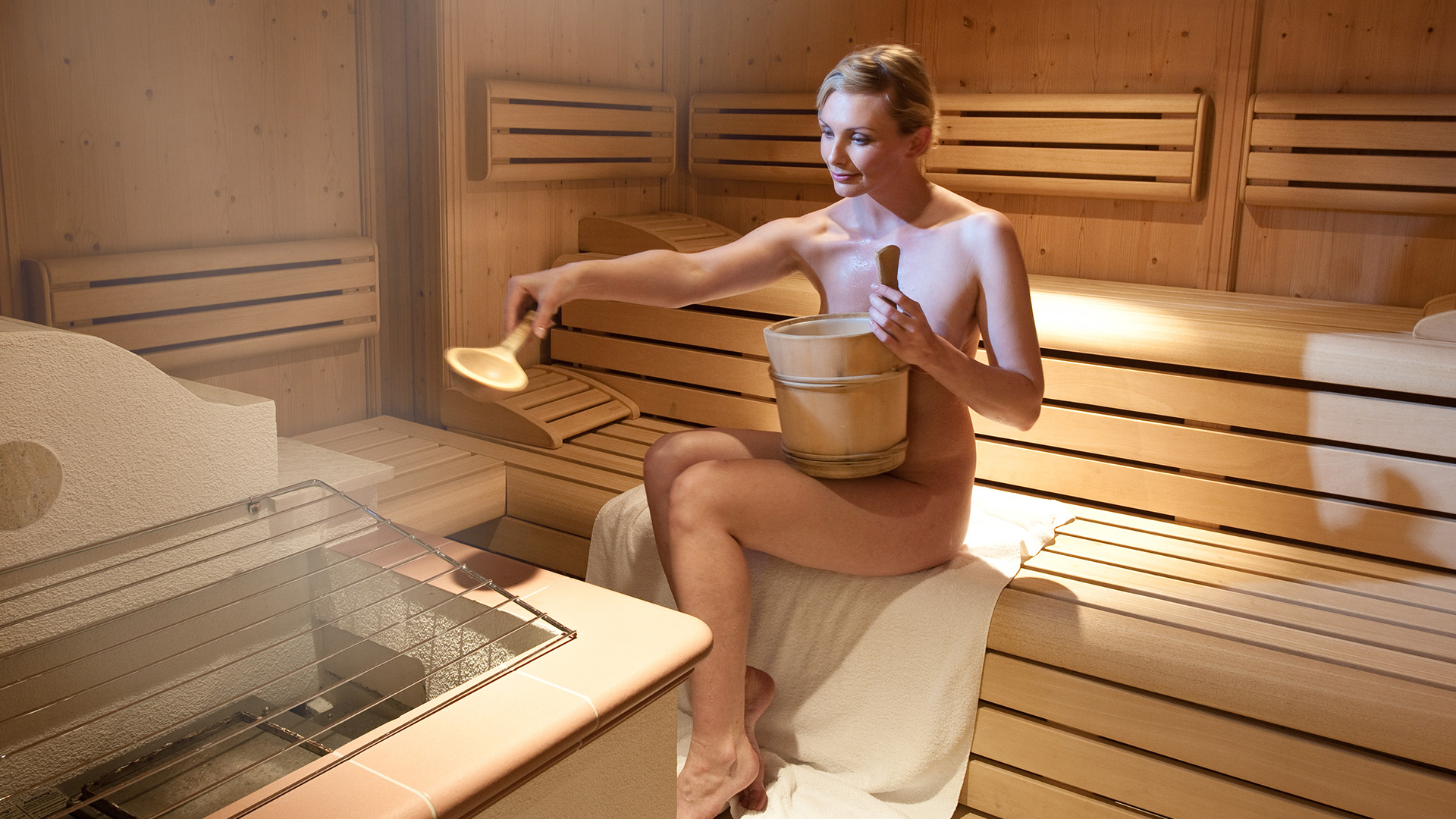 I Stripped Down With Strangers For A Real Finnish Sauna Experience Here's Why You Should Too